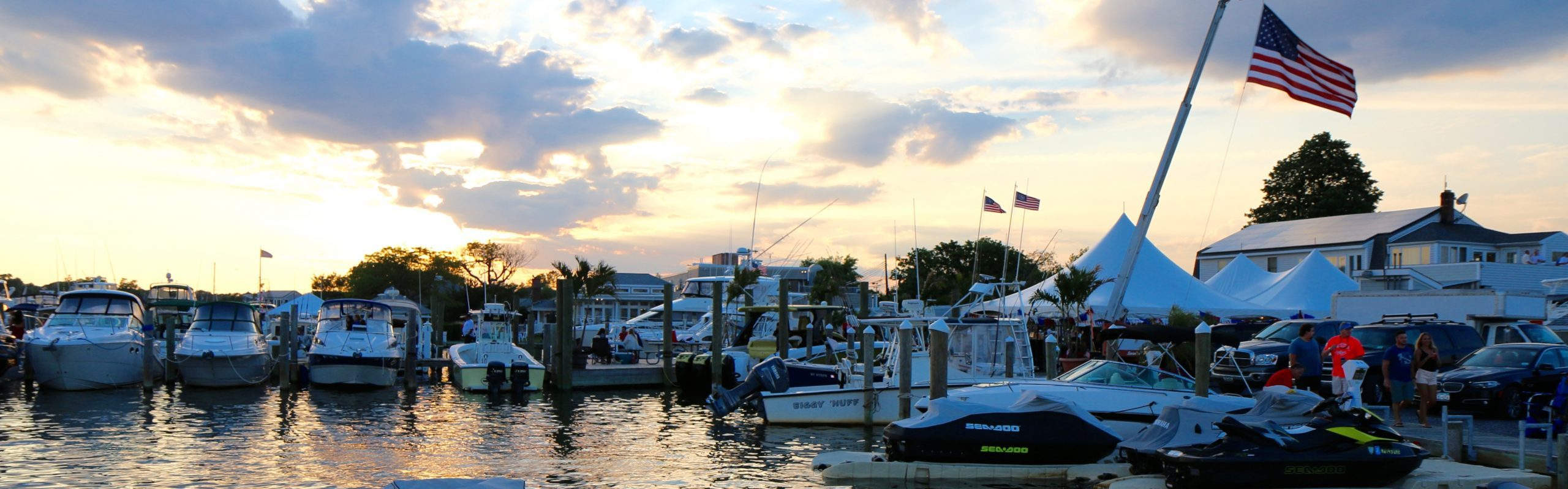 oakdale yacht boats dock