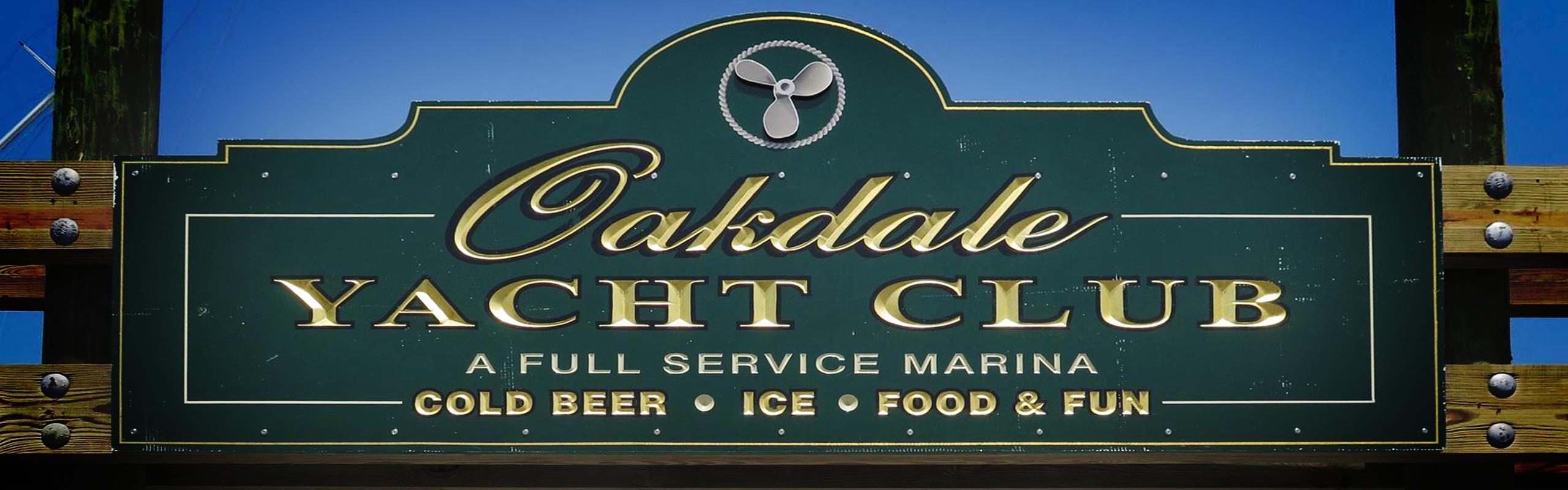 oakdale yacht club