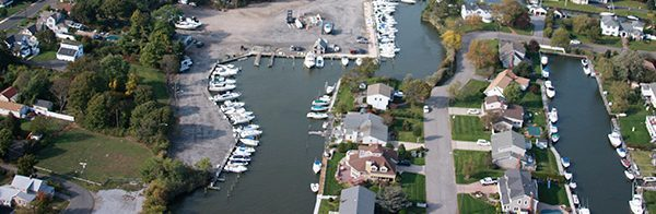 greene's creek marina